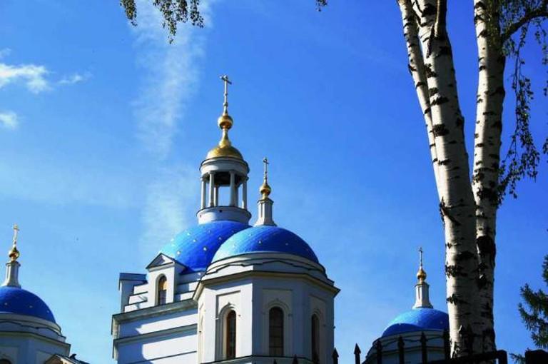 Russian Orthodox cathedral | © Bluesnap/Pixabay