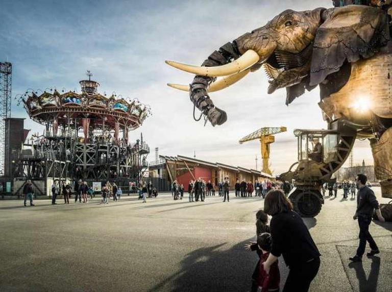 Le Machines de l'Ile | © Franck Tomps/LVAN