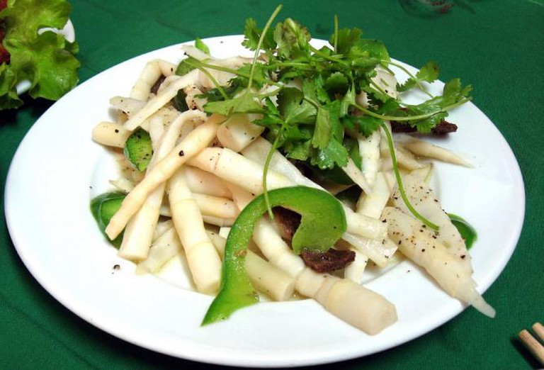 Stir-fried bamboo shoots | © Tu/Flickr
