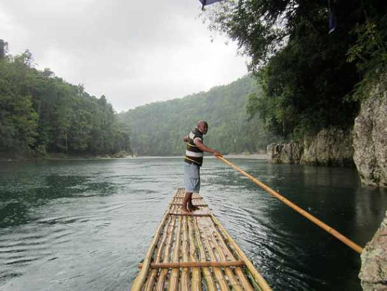 Rafting on Rio Grande  ©Flickr