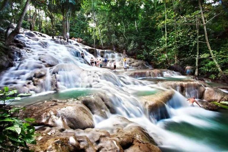 Dunn's River Falls ©Flickr