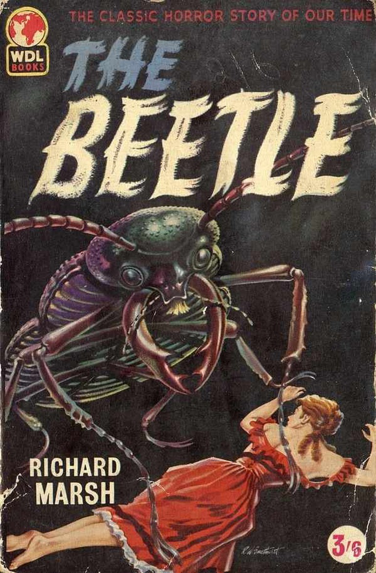 The Beetle | © WDL Books