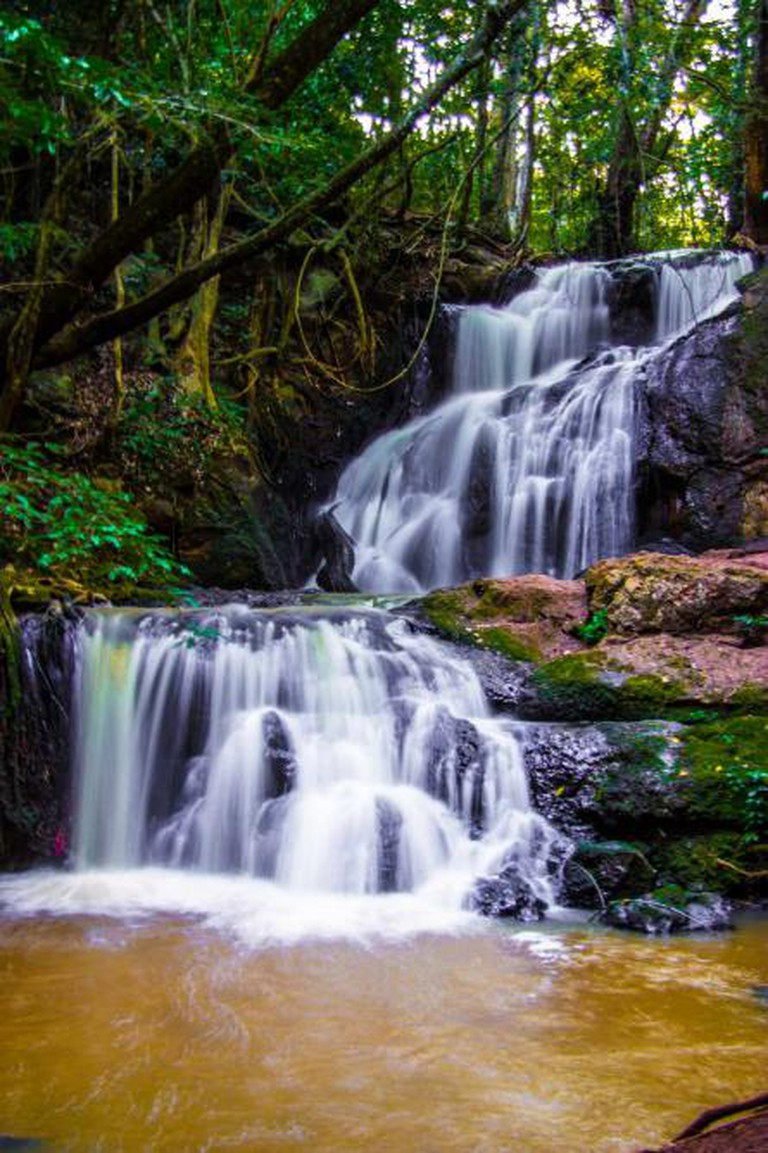 A Waterfall at Karura Forest   © Andrew Moore/Flickr