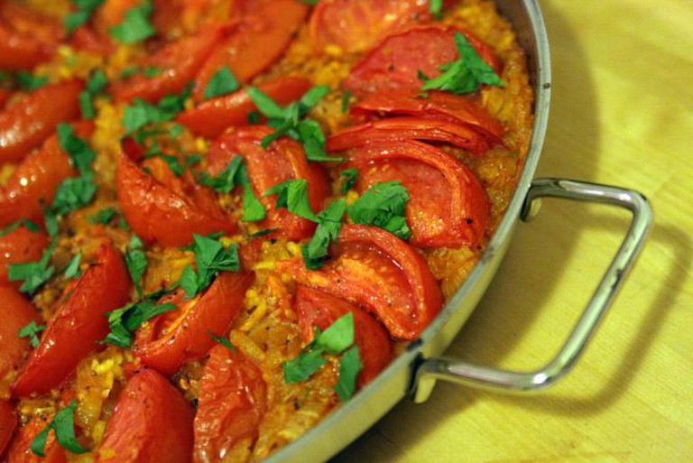 Tomato paella | © Young Sok Yun 윤영석/Flickr