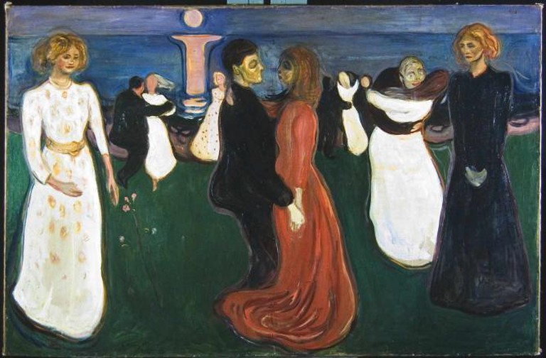 The Dance of Life, 1925 | © Munch Museum