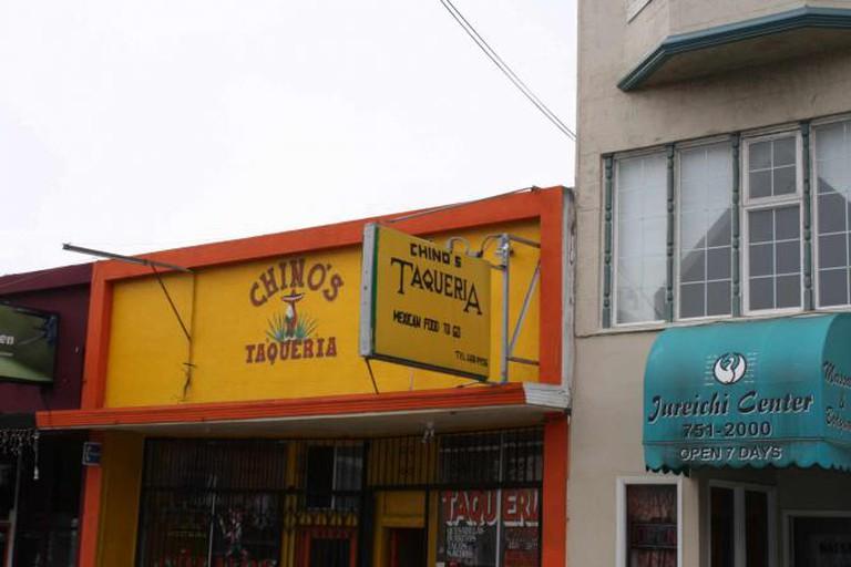 Chino's Taqueria   © dizzylizzy1227/Flickr