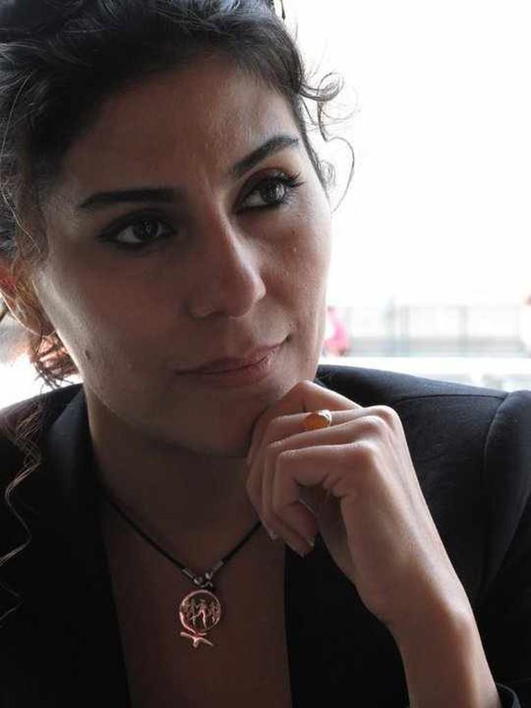 Mahnaz Mohammadi   © Maryamsinaiee/WikiCommons