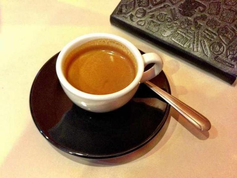 Double Espresso at Bull Run