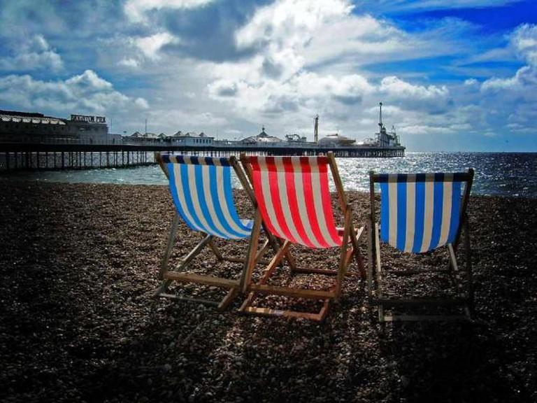 Brighton Beach | © Rob Parker/Flickr