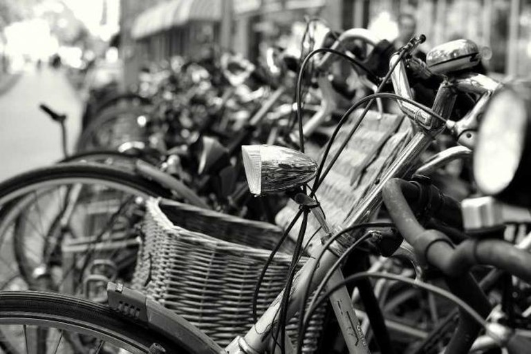 Bikes | © Chris Combe/Flickr