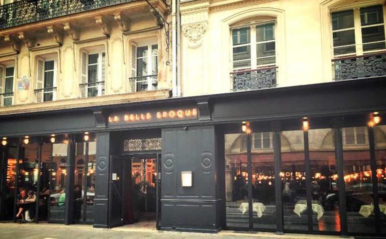 La Belle Époque   Courtesy of Adrien von Saint George