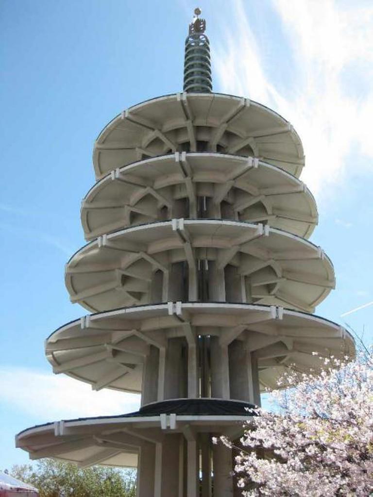 Peace Pagoda © Michael Ocampo/Flickr