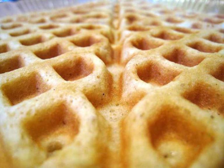 Homemade waffle | © Dvortygirl/Flickr