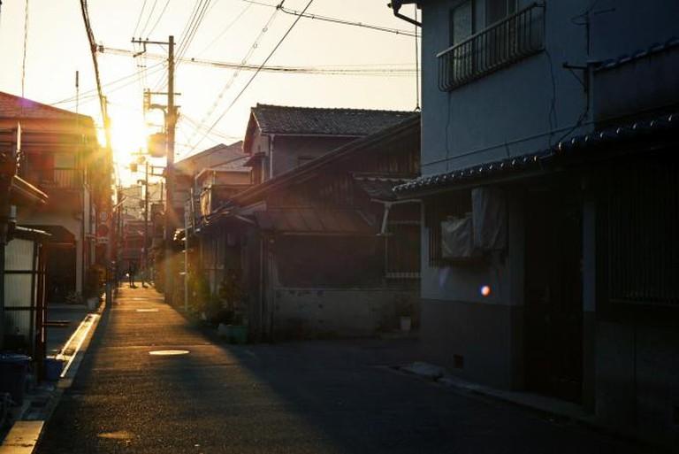Morning in Osaka | © m-louis/Flickr