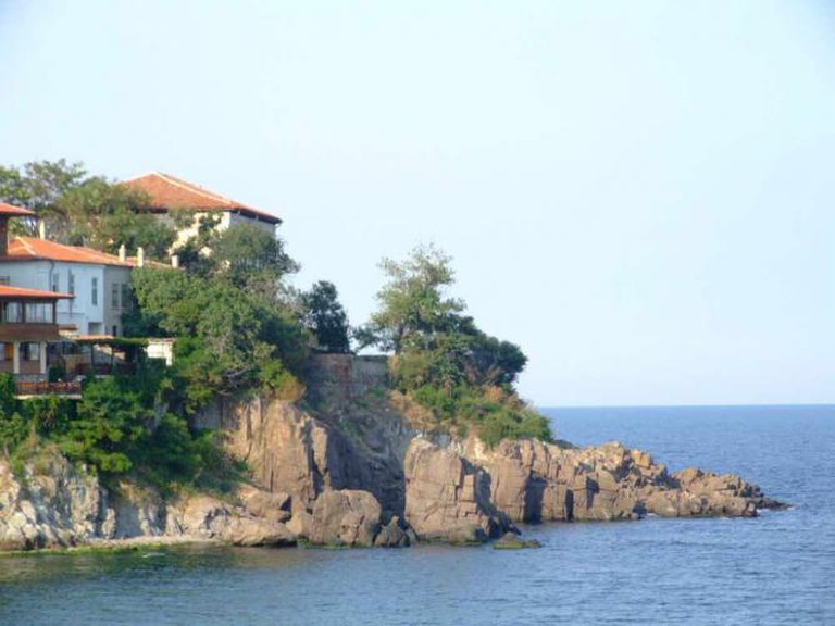 Sozopol Cliffs