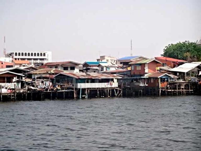 Boat Tour from Ayutthaya to Bangkok