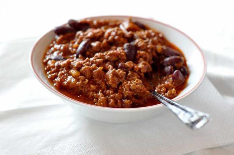 Chili con carne   © cyclonebill/WikiCommons