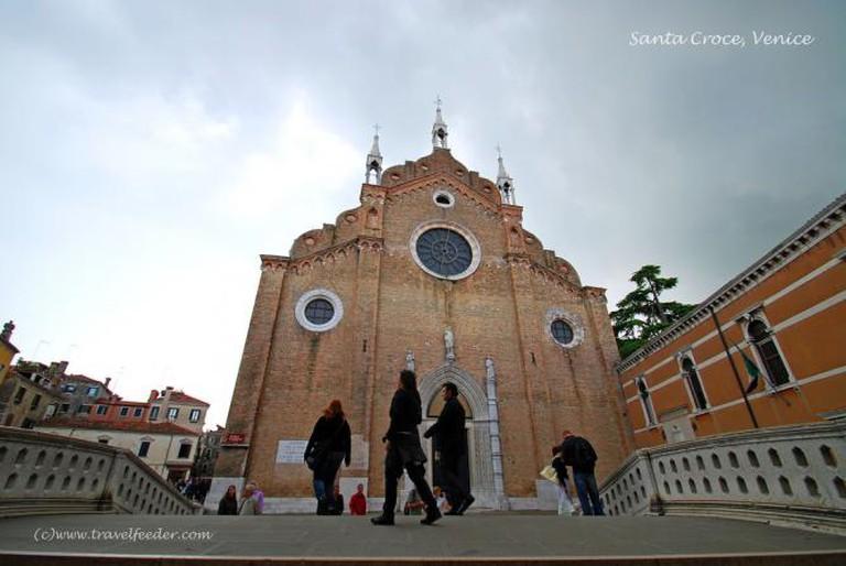 Santa Croce   © Cecil Lee/Flickr