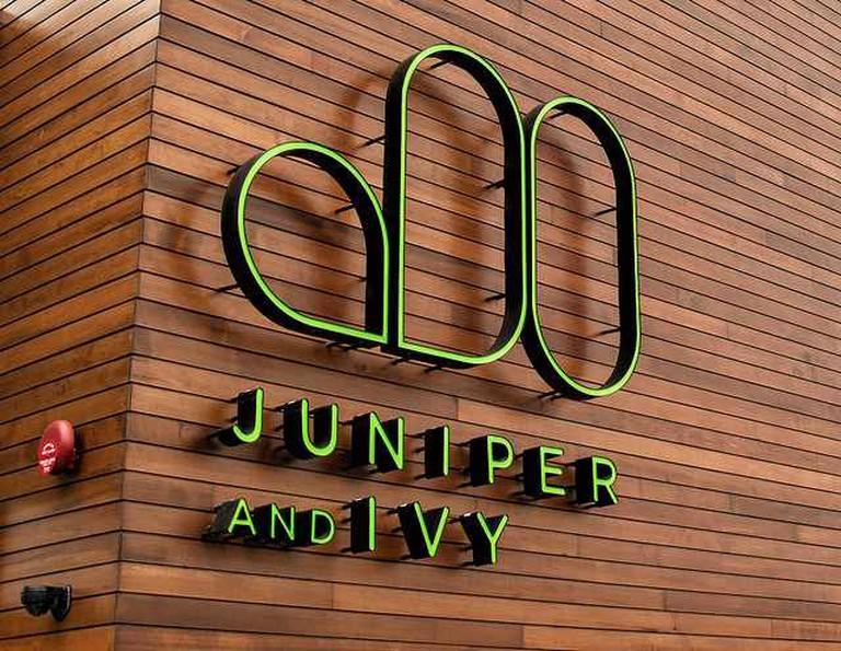 Juniper and Ivy | © Jon Scally/Flickr