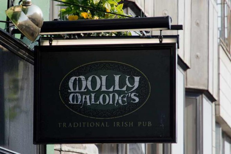 Molly Malone's | © Ard van der Leeuw/Flickr