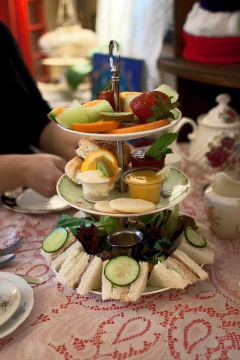 Lovejoy's Tea Room | © Andrew Davidoff/Flickr