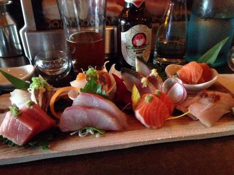 Saru Sushi | © Tommy C.