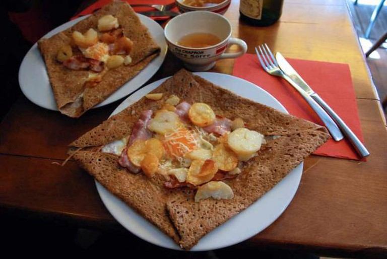 Galettes | © Marie Guillaumet