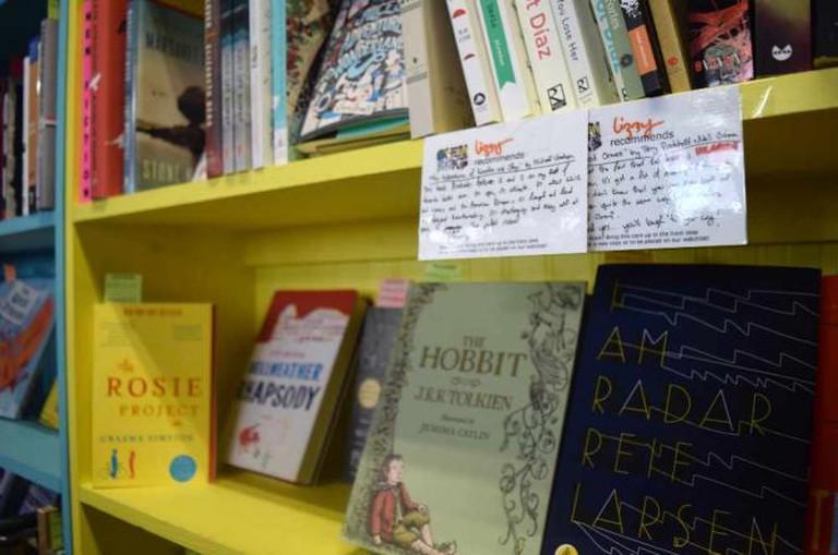 Open Books | © Rachel Medlock