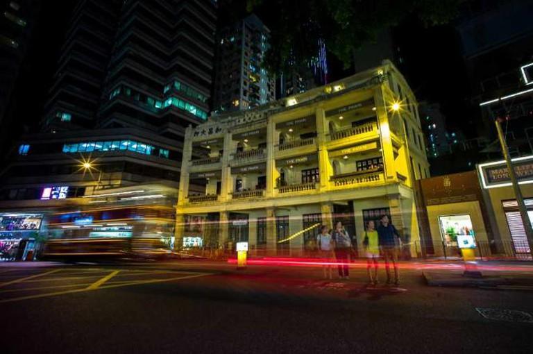 The Pawn in Wan Chai, Hong Kong | © Colin Tsoi/Flickr