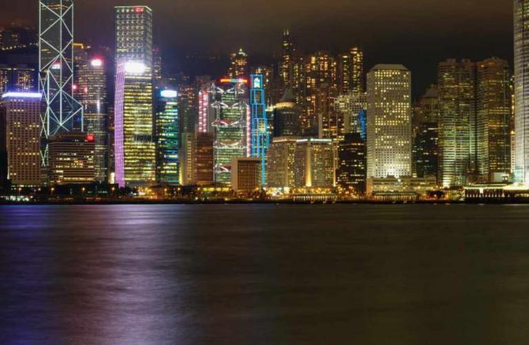 Hong Kong | ©Z4nclr4/Flickr