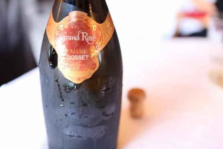 Gosset champagne   © Brian Solis/Flickr