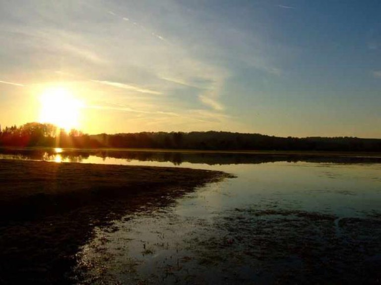 Port Meadow at sunset | © OxOx/Flickr