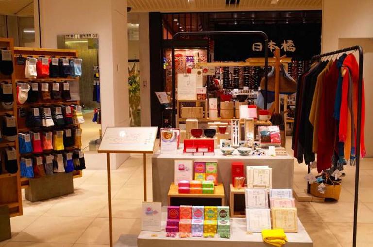 Zakka shop in Coredo Muromachi | © Naoko Kunigami