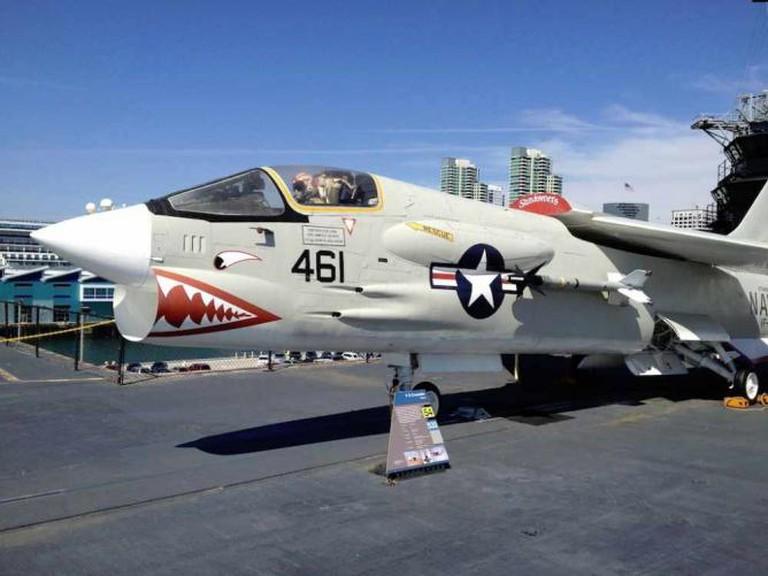 USS Midway Museum | © Adrian Milliner/ Flickr