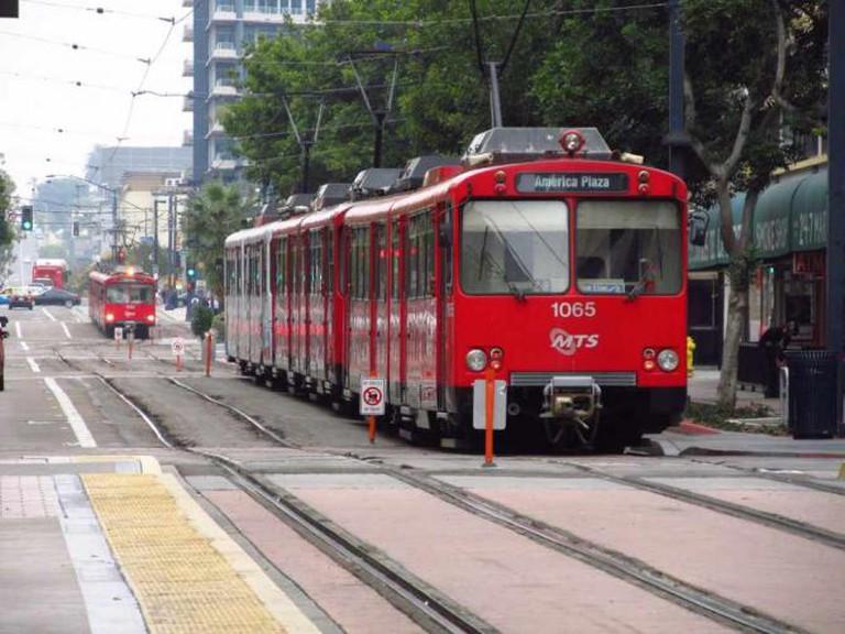 San Diego Trolley | © Jasperdo/Flickr
