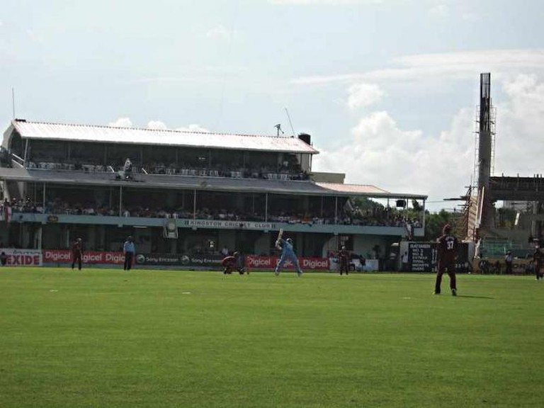 Cricket at Sabina Park | © Flickr