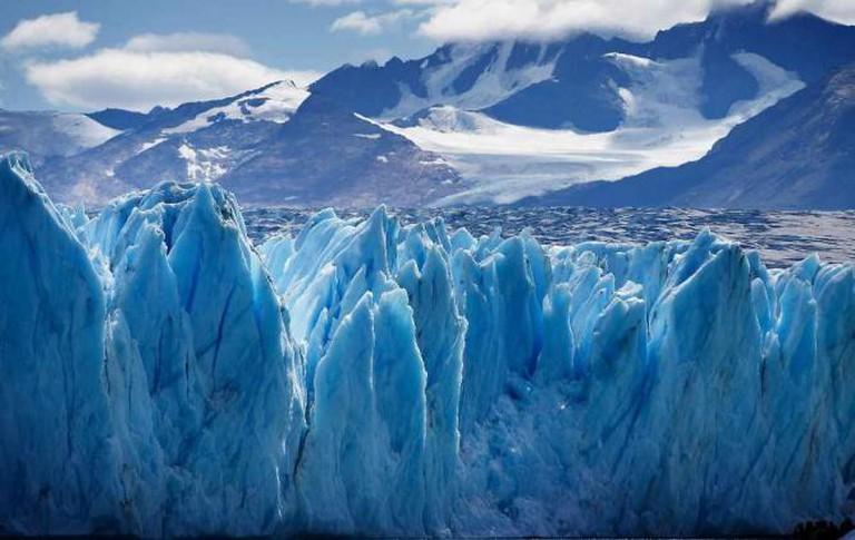 Upscala Glacier © David/Wikicommons