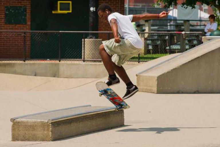 Woodland Skate Park l © keithreed01