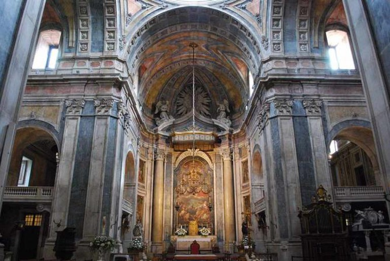 Interior of the Basílica da Estrela © Concierge 2C/WikiCommons
