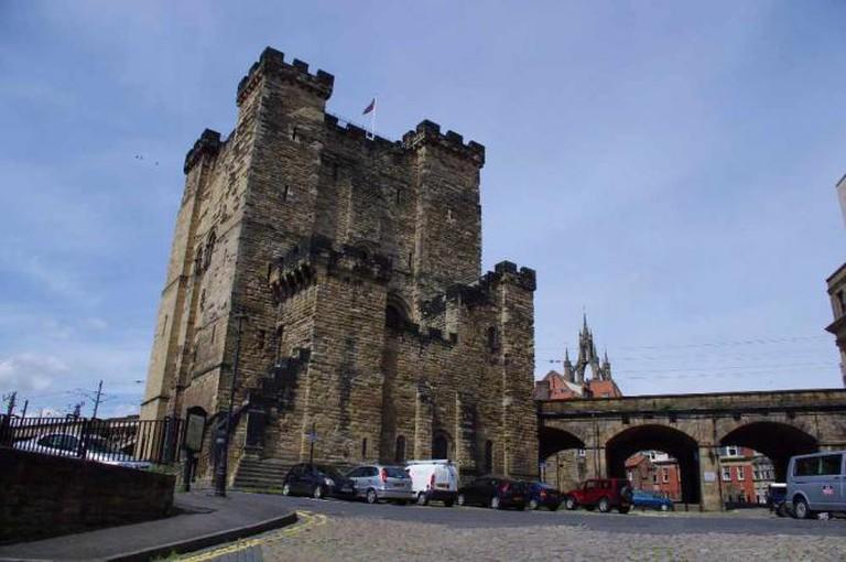 Newcastle Castle   © stu/Flickr