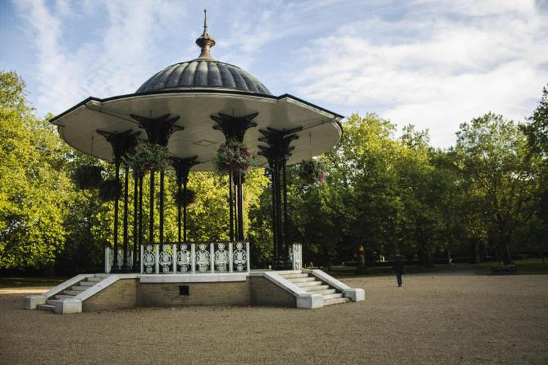 Southwark Park   Courtesy of Lamarr Golding