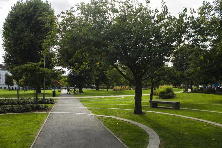 Spa Memorial Gardens   Courtesy of Lamarr Golding