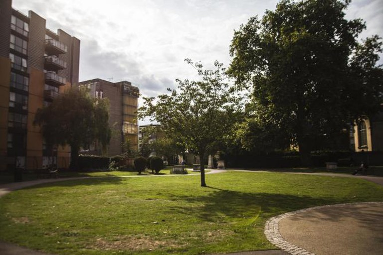 View from St Mary Magdalen Churchyard   Courtesy of Lamarr Golding