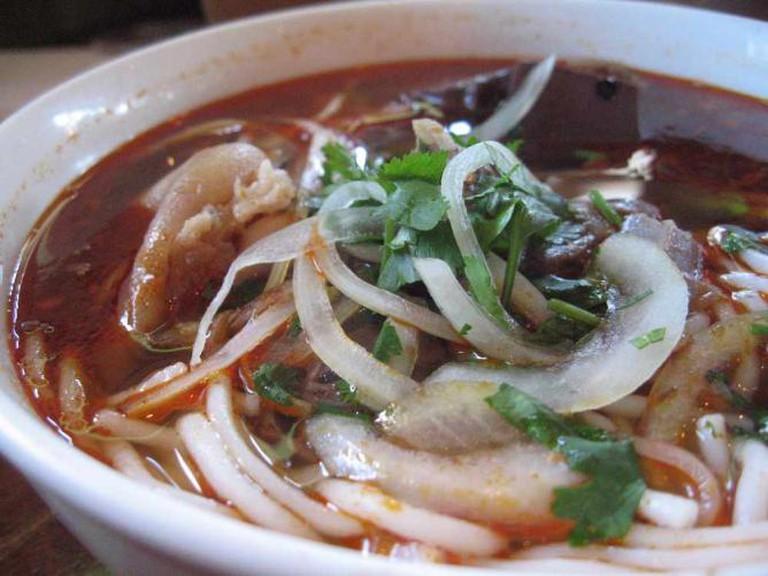 Hue noodles / (c) SauceSupreme/Wikicommons
