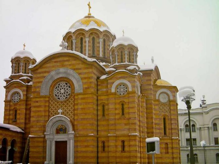 Cathedral of Christ the Saviour | Ⓒ Tony Bowden/Flickr