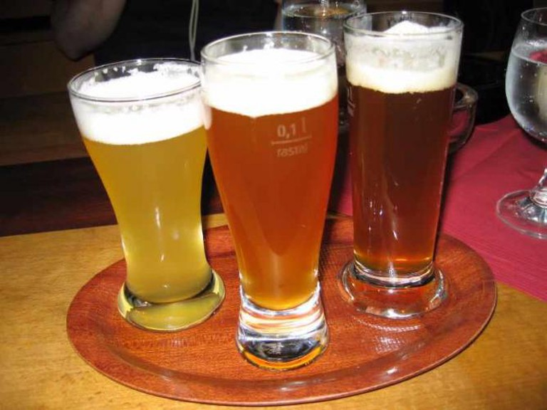 Taster Beers   © Clare Griffiths/Flickr