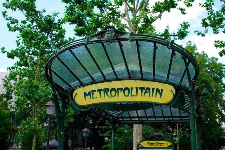 Metro | ©Ruben Ruiz/Flickr