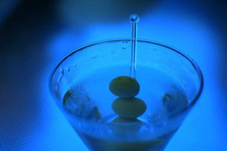 Blue Martini l © Roozbeh Rokni/Flickr