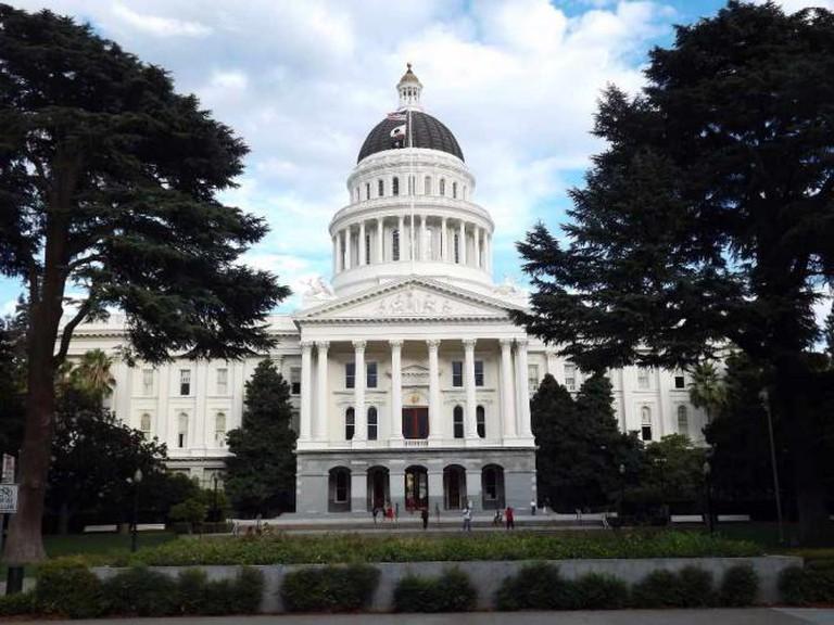 Calif. State Capitol | © ATOMIC Hot Links/Flickr