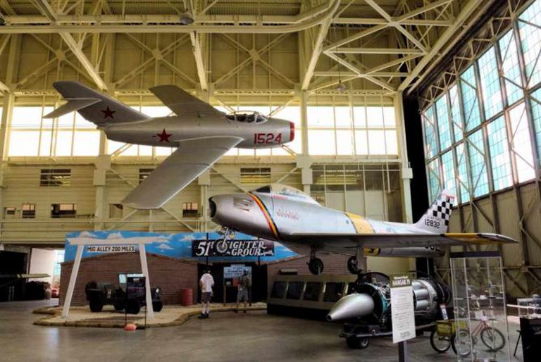 Aviation Museum l © David Ramirez/Flickr